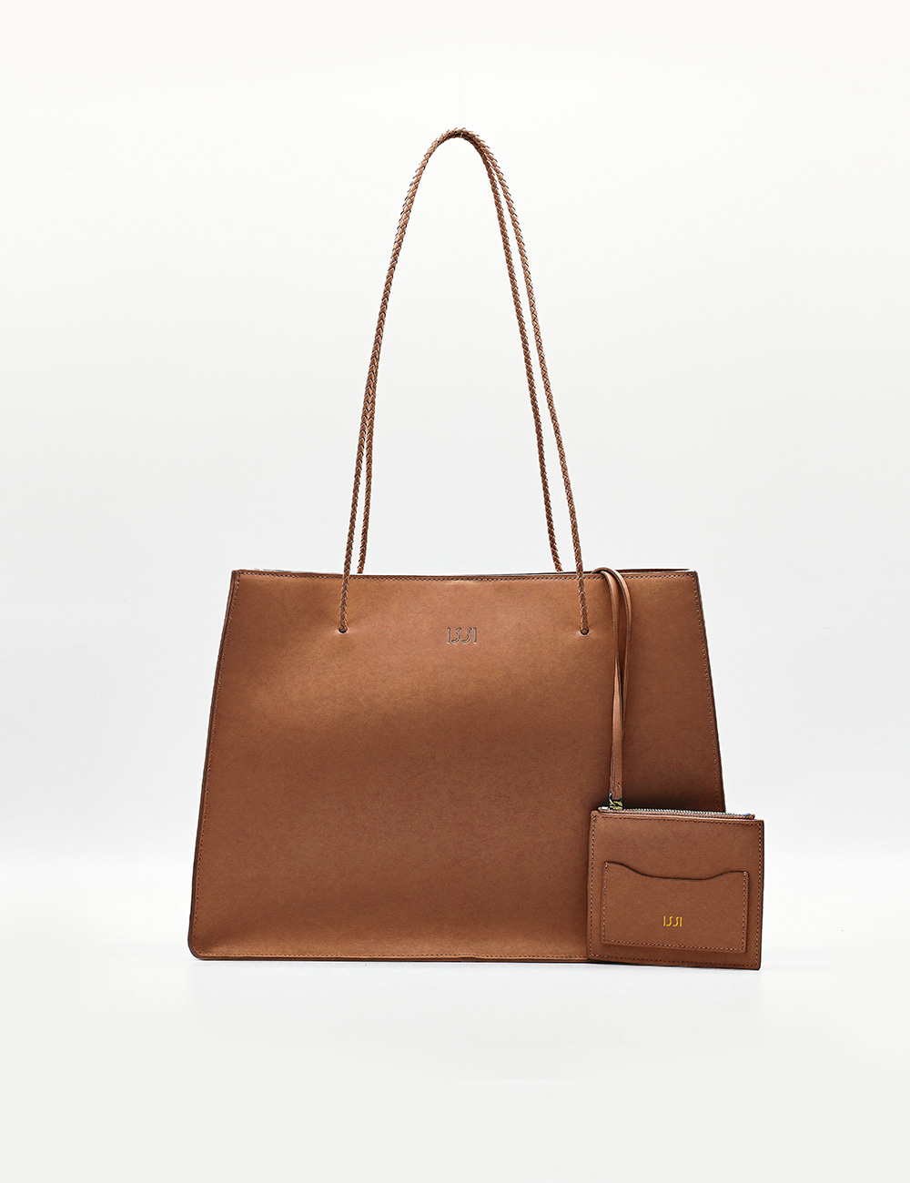 Carre Bag, Brown