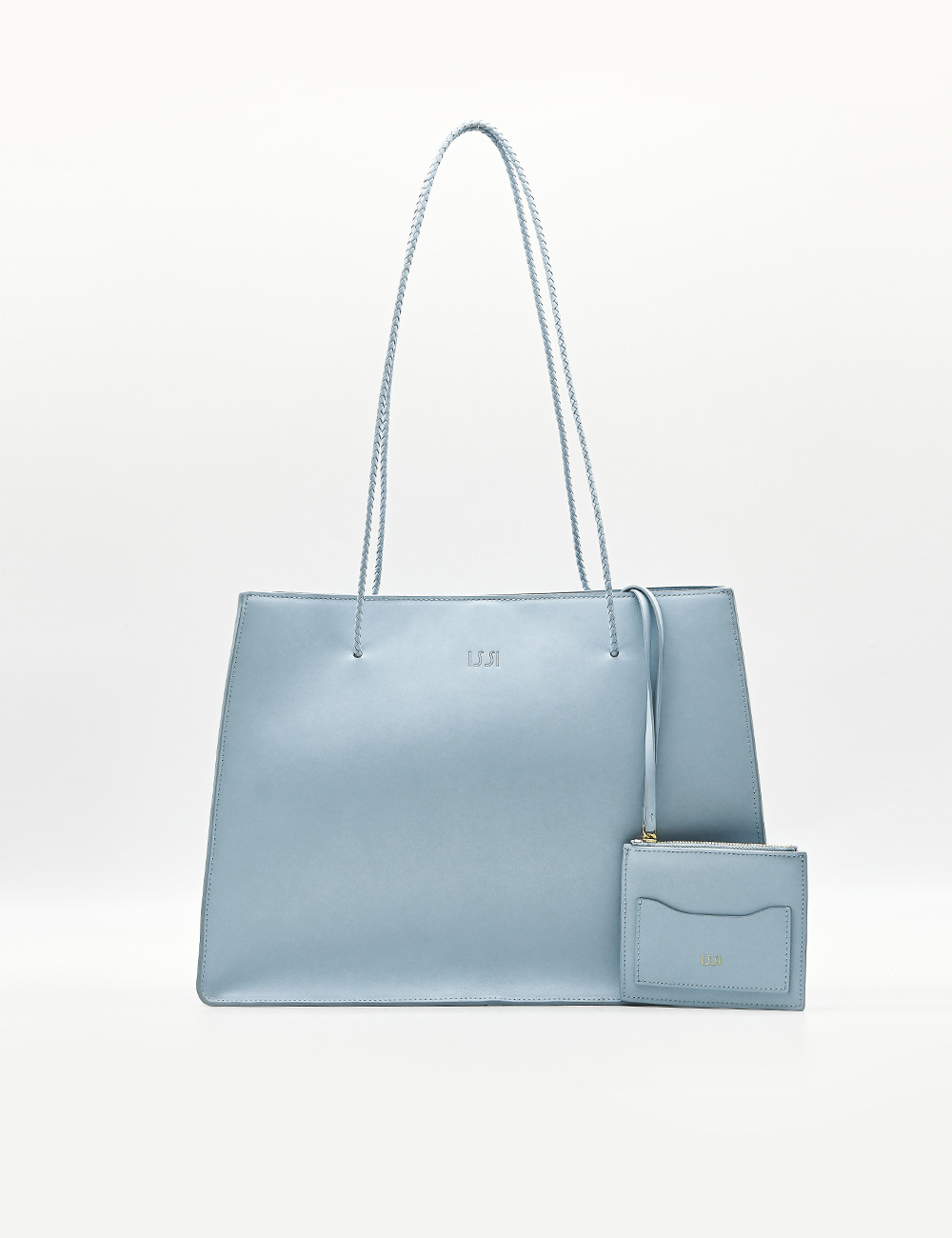 Carre Bag, Baby Blue